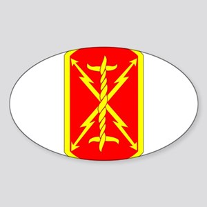 17th FA Brigade Field Artillery Brigade Sticker